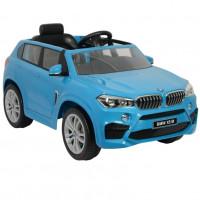Электромобиль детский BMW X5M Z6661R 51719 (Р) синий