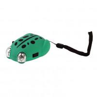 Фонарик 9907 светодиодиодный резиновый