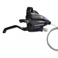 Шифтер X83180 Shimano Tourney EF500 прав.,7ск. тр. чёр. ASTEF5002RV7AL