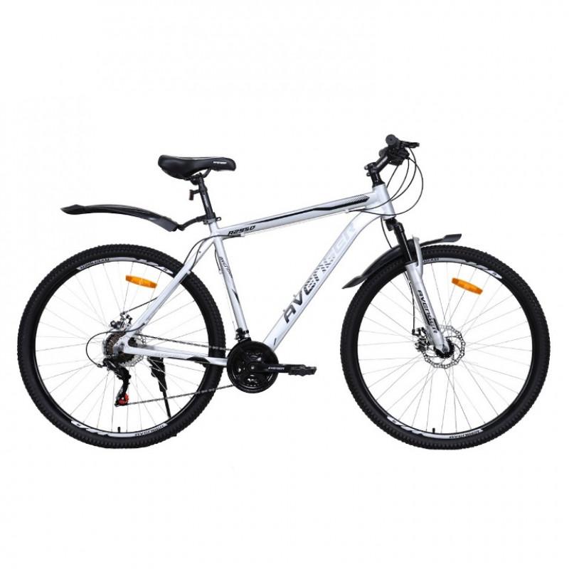 Велосипед 29 Nameless A295D-GR-21, серый