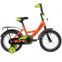 Велосипед 14 Novatrack VECTOR.OR20 оранжевый