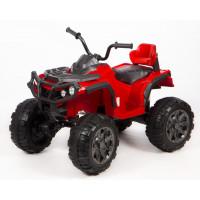 Электроквадроцикл детский Grizzly 45404 (Р) красный