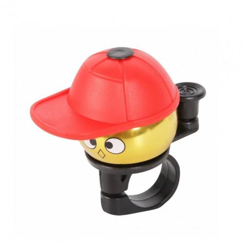 Звонок  STG мальчик в кепке X82737