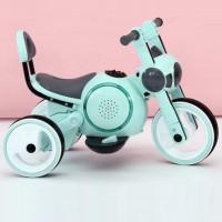 Электромотоцикл детский Y-MAXI 50490 (Р) бирюза