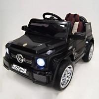 Электромобиль детский Mercedes-Benz 44904 Глянец  VIP черный