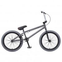 Велосипед трюкавой 20 TT Grasshoper графит (АКЦИЯ!!!)