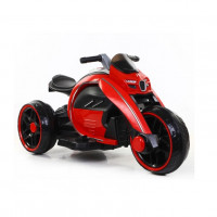 Электромотоцикл детский M010AA  50478 (Р) красный