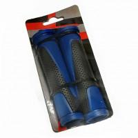 Грипсы Х82239 HL-G305, 135 мм, черные/синий