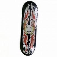 Скейтборд  636242  43*13см ,деревянный ,без света ,максимальная нагрузка до 30кг ,PVC