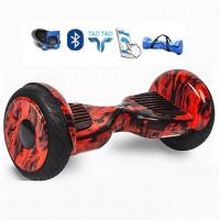 Гироскутер 10,5  Smart Balance SUV Пламия Premium PRO + Самобаланс + TaoTao Whell new
