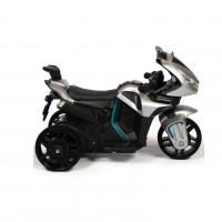Электромотоцикл детский M777AA  51640 (Р) серый глянец