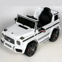 Электромобиль детский Mercedes-Benz 47089 (Р) белый