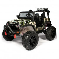 Электромобиль детский Jeep Wrangler M999MP  51702 (P) , камуфляж