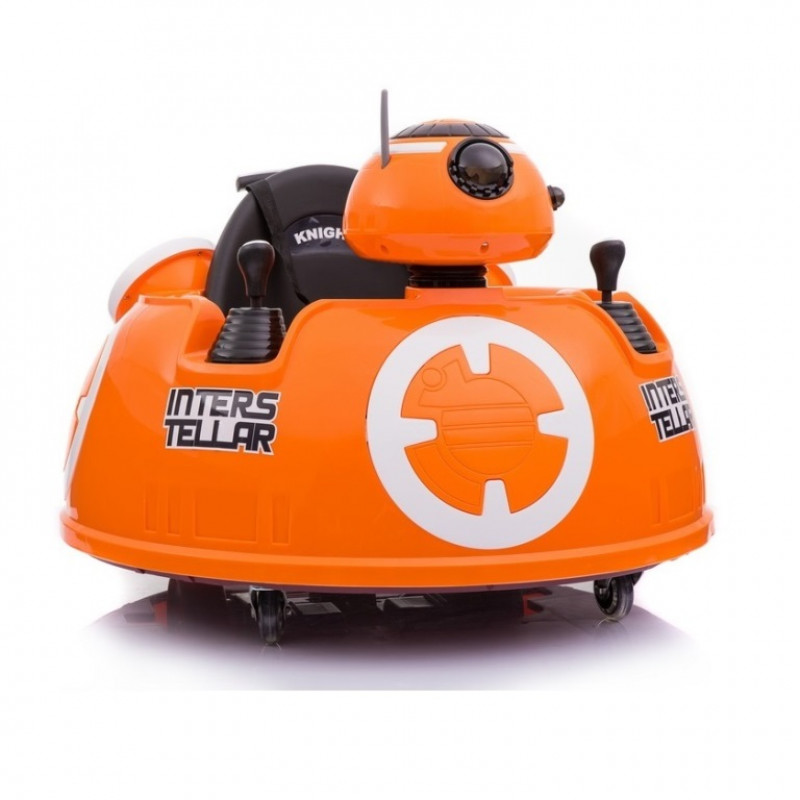 Электромобиль детский ANDROID COSMIC 45414 (Р) оранжевый