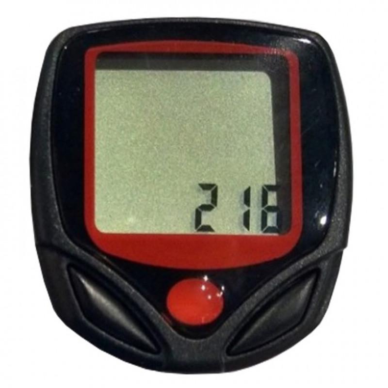 Велокомпьютер JY-129 13 функций,беспроводной  (батарейки в комплекте)