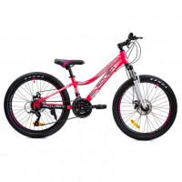Велосипед 24 Roush 24MD230-2 розовый