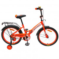 Велосипед 16  AVENGER NEW STAR, оранжевый / чёрный