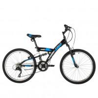 Велосипед 24 SFV.Foxx Attack.14BK1 чёрный