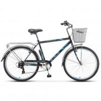 Велосипед 28  Stels Десна Вояж Gent  Z010 серебристый