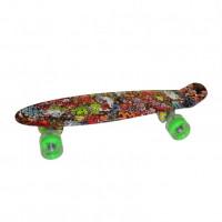 Скейтборд-пенниборд Explore Ecoline SHINE 22