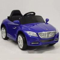 Электромобиль детский Mercedes-Benz 48993 седан синий