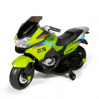 Электромотоцикл детский XMX609  50484 (Р) зелёный