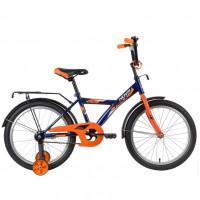 Велосипед 20 Novatrack 203ASTRA.BL20 синий