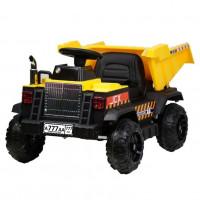 Детский электромобиль камаз 49874 жёлтый