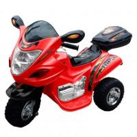 Электромотоцикл детский HL-238R  красный 6V*4.5Ah