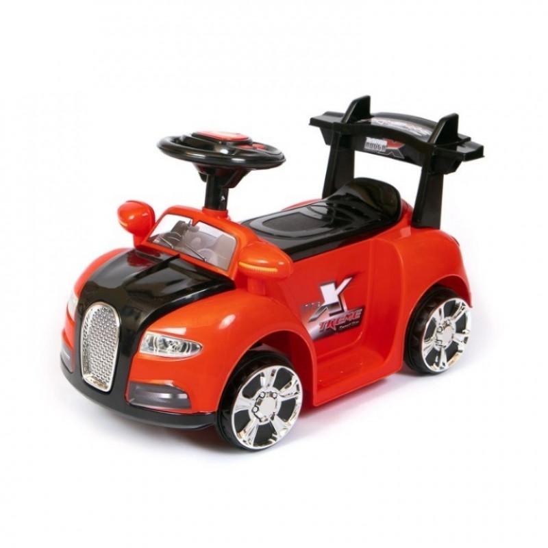 Электромобиль детский Bugatti ZPV001  50466 (Р) красный