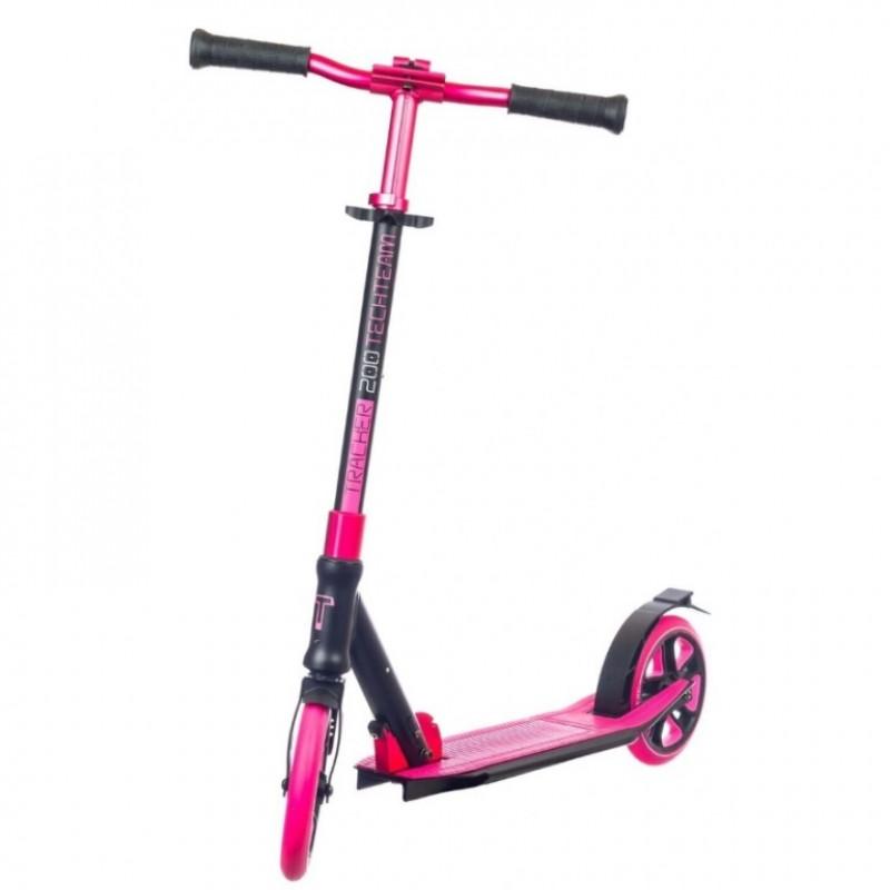 Городской самокат TT Tracker 200  2021 розовый  (P)