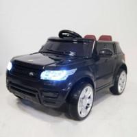 Электромобиль детский Range Rover Е004ЕЕ черный