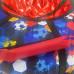 Тюбинг  CH- 85-ГЛАМУР-Футбол синий в красном 2022, 1/5  цена с камерой д=85см new