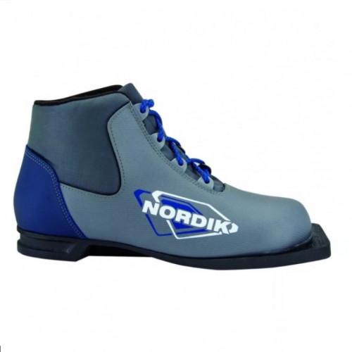 Ботинки лыжные  31р. 75мм Nordic синт