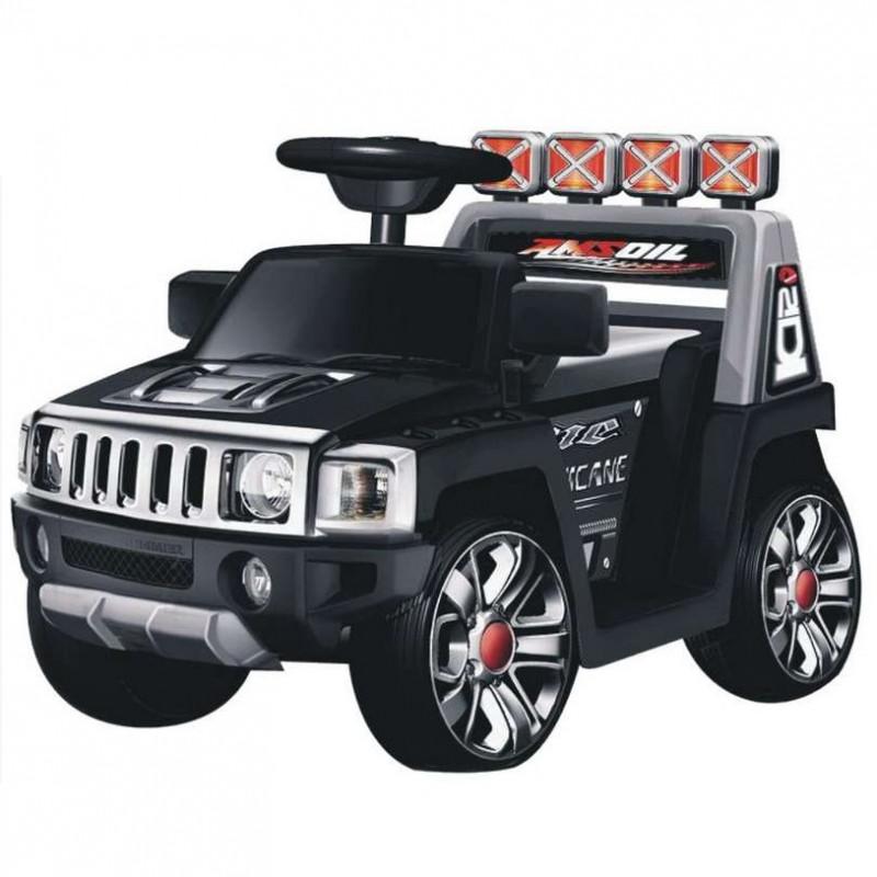 Электромобиль детский Hummer 45523 (Р) Hummer черный, глянцевый