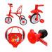 Детский 3-х колёсный велосипед 641329  Друзья 6 цветов (6)