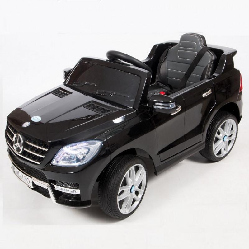 Электромобиль детский Mercedes-Benz ML350 45477 (Р) черный глянец