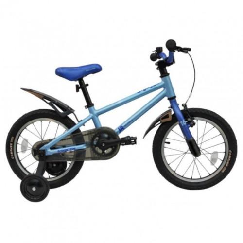 Велосипед 16  TT Gulliver синий (алюмин)