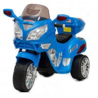 Электромотоцикл детский 34069 синий  121*49*72