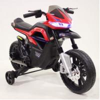 Электромотоцикл детский 46983 белый