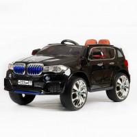 Электромобиль детский BMW X5 45427 (Р) кузов F-15 performance черный, глянцевый