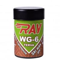 Смазка сцепления Этикетка-Зеленая, -10-25 (35г) смоляная WG-6