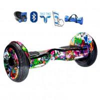 Гироскутер 10,5 Smart Balance SUV Джунгл  Premium PRO + Самобаланс + TaoTao Whell new