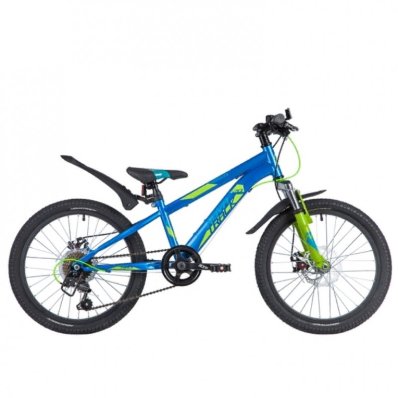 Велосипед 20 Novatrack SH6D.POINTER.BL21 6ск. синий  АКЦИЯ!!!