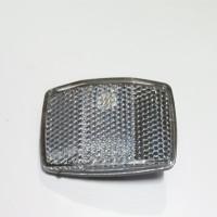Отражатель  HL-R03A передний белый пластик