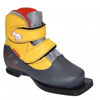 Ботинки лыжные  32р. 75мм TechTeam NN75 Kids