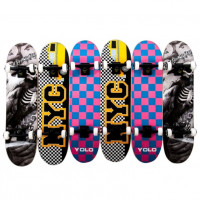 Скейтборд  Explore Ecoline SLIDE MASTER (6) деревянный