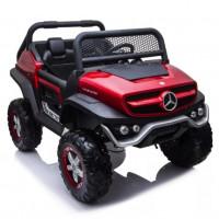 Электромобиль детский Mers Unimog concept  51716 (Р) красный глянец