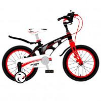 Велосипед 14 Bibitu PONY, черный