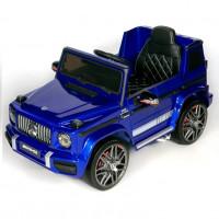 Электромобиль детский Mercedes-Benz 47091 (Р) синий глянец